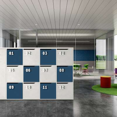 locker per ufficio