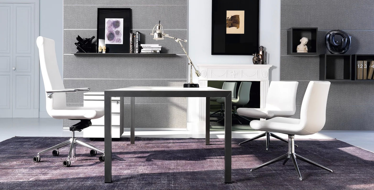Scegliere i mobili per l'ufficio direzionale - IVM Office ...